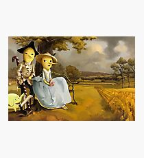 Every Earl Needs a Painting Photographic Print