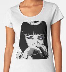 Pulp Fiction Mia Women's Premium T-Shirt