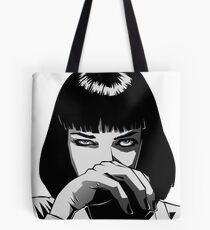 Pulp Fiction Mia Tote Bag