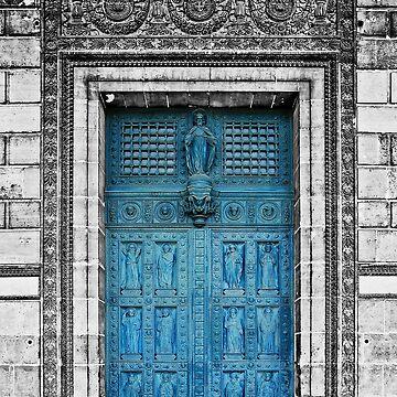 Eglise Saint-Vincent de Pau - Paris by vicpug