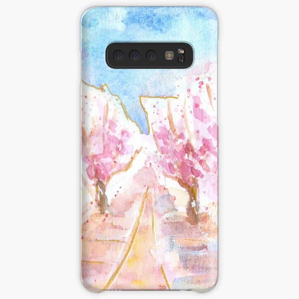 Cherry avenue Case & Skin for Samsung Galaxy
