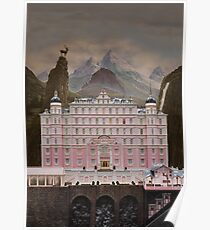 The Grand Budapest Hotel (accurate) Poster