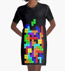 Vestido camiseta Bloques Tetris
