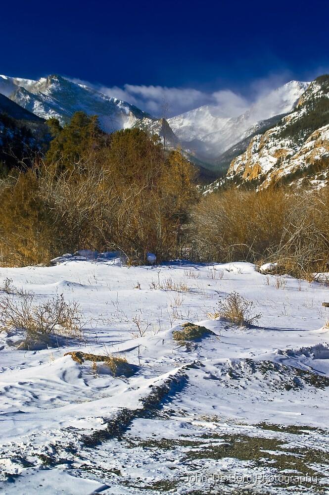 High Country Winter by John  De Bord Photography