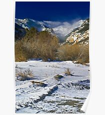 High Country Winter Poster