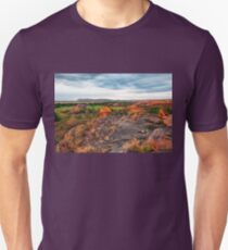 Ubirr Rock in sunset light -Northern Territory, Australia T-Shirt