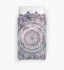 JEWEL MANDALA Duvet Cover