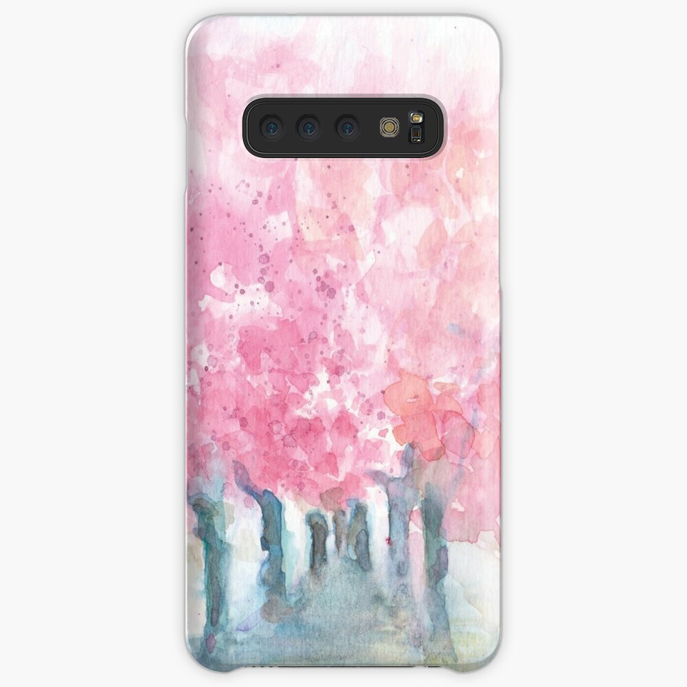 Cherry avenue, Brussels Case & Skin for Samsung Galaxy