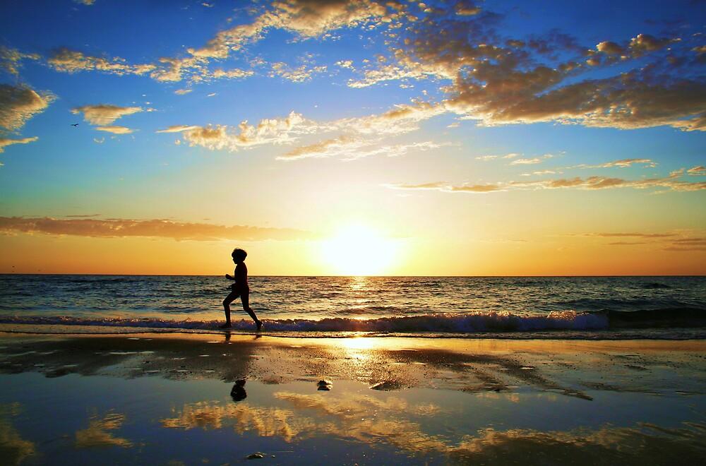 Beach Runner by dale73