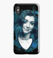 Splatter Willow iPhone Case