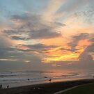 Canggu Beach, Bali by justineb