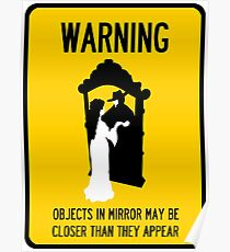 A Note of Concern Regarding Mirrors Poster