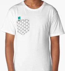 Juul Pocket Tee Long T-Shirt