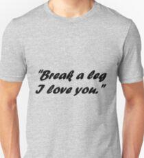 Finchel quote Unisex T-Shirt
