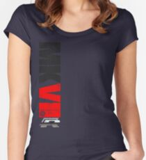 Golf MKVII R Side Women's Fitted Scoop T-Shirt