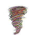 Rainbow Tornado by krisy254