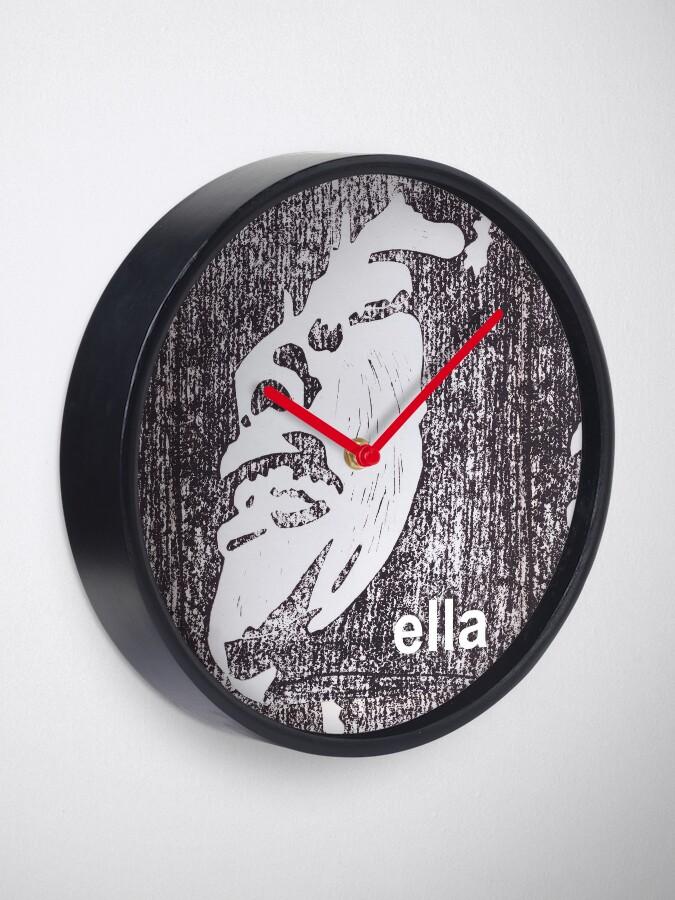 Alternative Ansicht von Ella Fitzgerald Uhr
