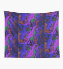 Evening flares Wall Tapestry