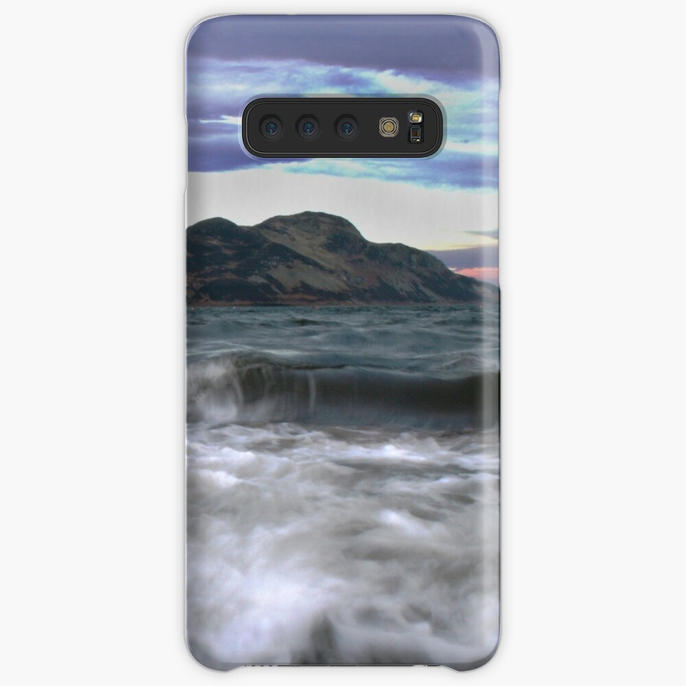 Twilight Holy Isle Case & Skin for Samsung Galaxy