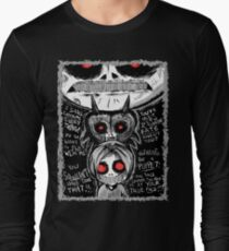 Ben Drowned CreepyPasta  Long Sleeve T-Shirt