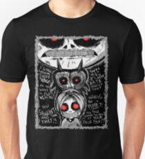 Camiseta unisex Ben ahogó CreepyPasta