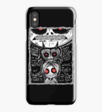 Ben Drowned CreepyPasta  iPhone Case/Skin