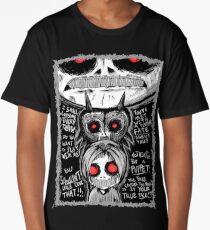 Ben Drowned CreepyPasta  Long T-Shirt