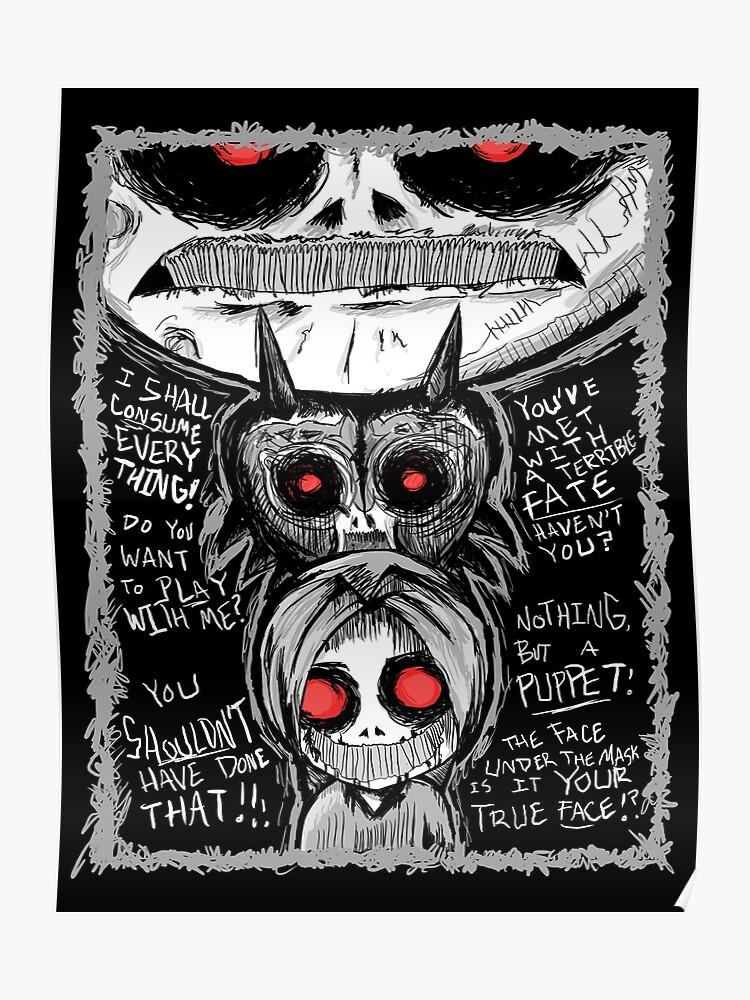 Ben Drowned CreepyPasta | Poster