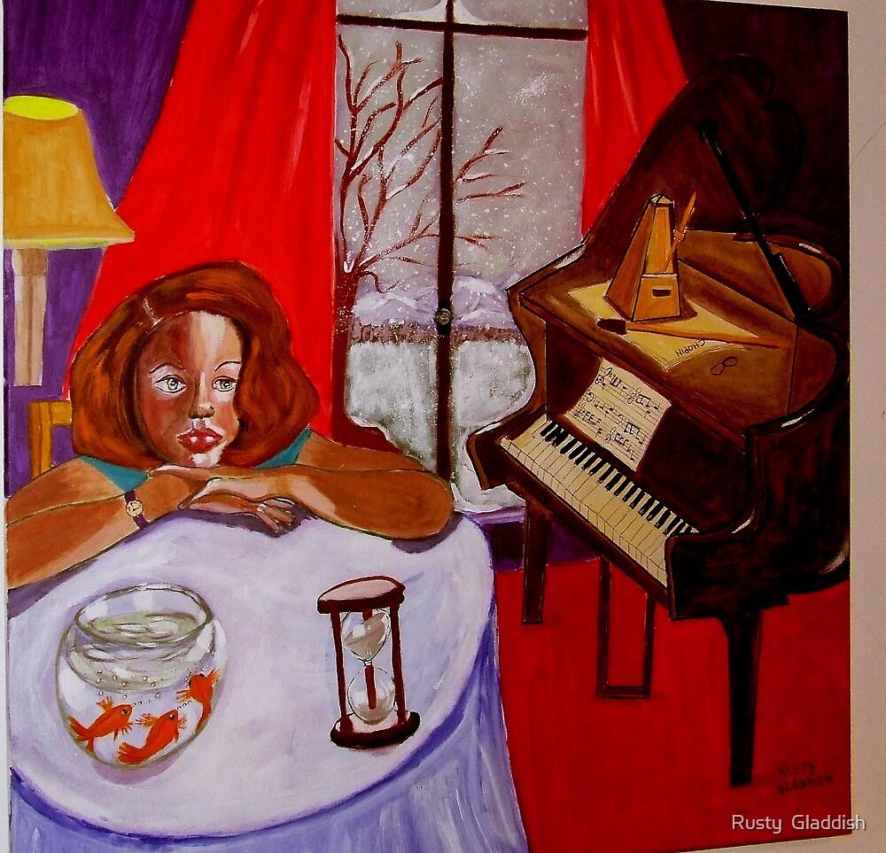 Entropiano by Rusty  Gladdish