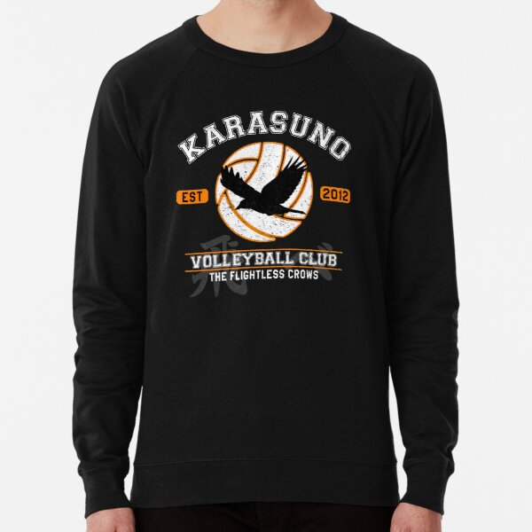 The Flightless Crows Lightweight Sweatshirt