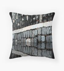 Dark Reflections 2 Throw Pillow