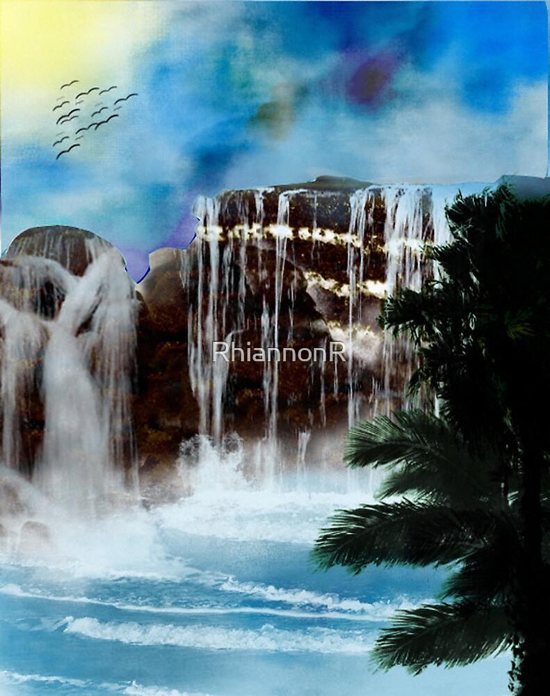 Desert Island by RhiannonR