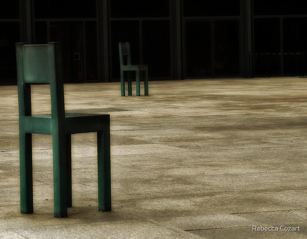 Sit by Rebecca Cozart