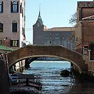 Venetian Bridge 080417 by CreativeEm