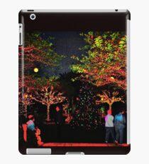 Paradise garden iPad Case/Skin