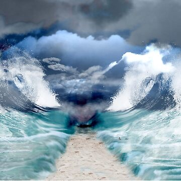 Ocean Madness by RhiannonR