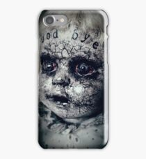 Creepy doll, Blythe iPhone Case/Skin