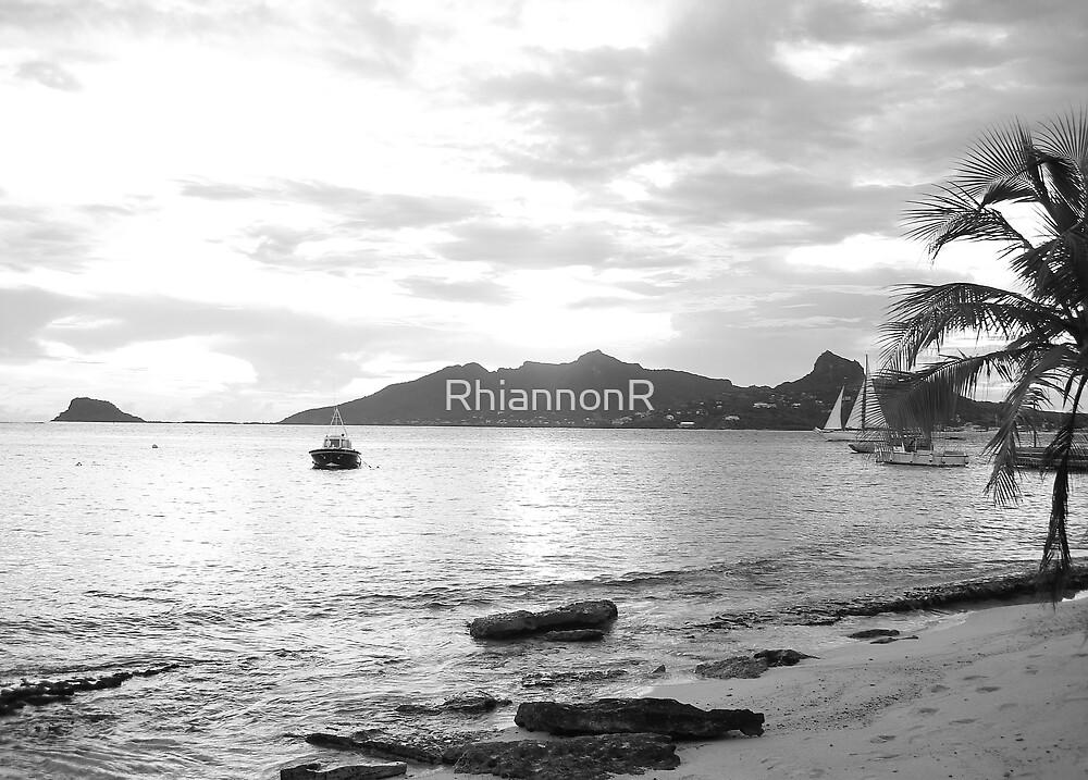 View to Union Island by RhiannonR