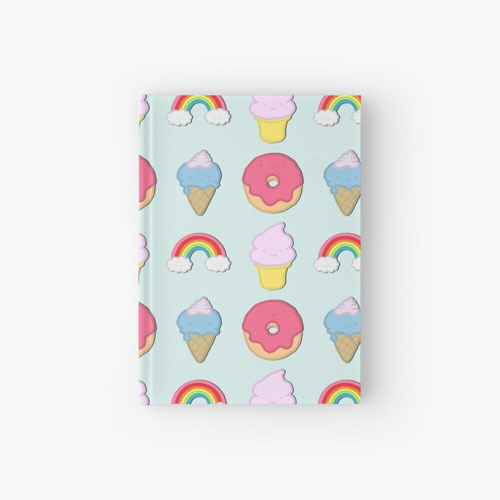 Happy Candyland Cuaderno de tapa dura