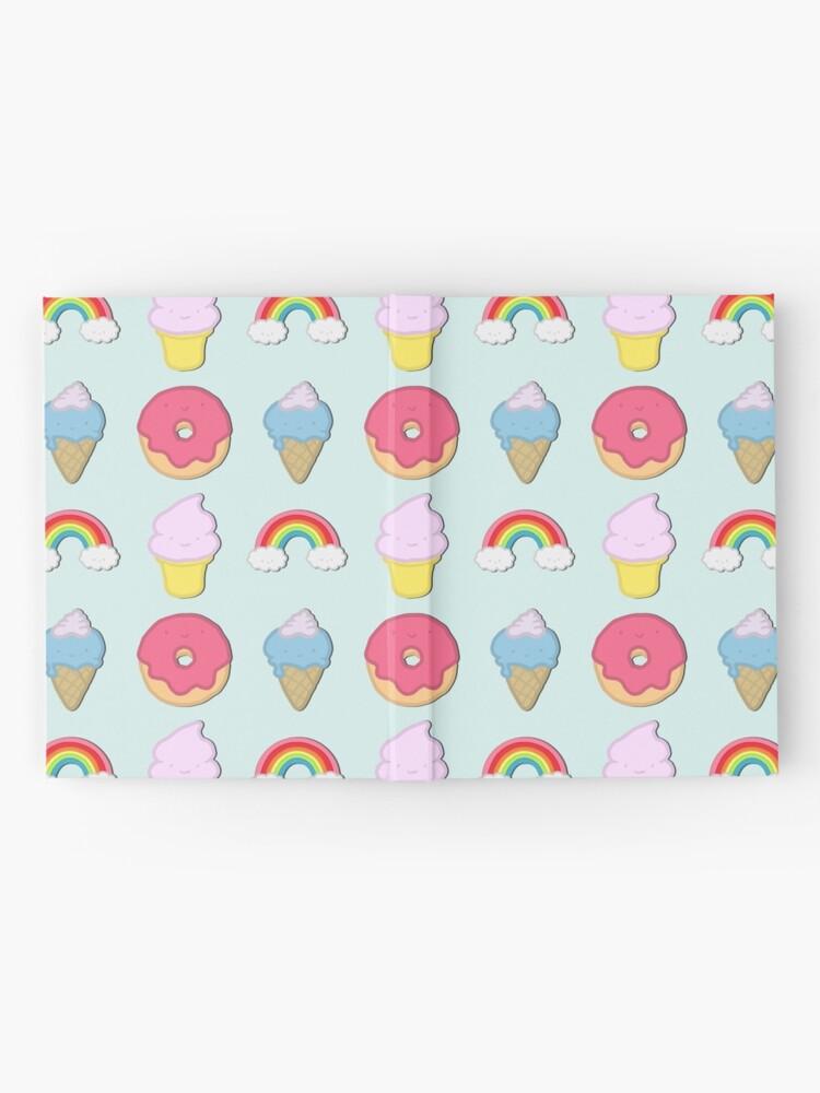 Vista alternativa de Cuaderno de tapa dura Happy Candyland