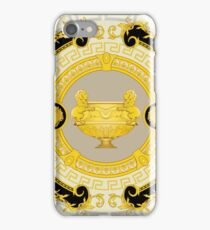 versace inspired design iPhone Case/Skin