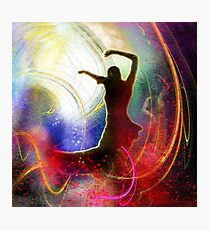 Flamencoscape 16 Photographic Print