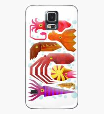 Cephalopods Case/Skin for Samsung Galaxy