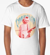 connan japan graphic Long T-Shirt