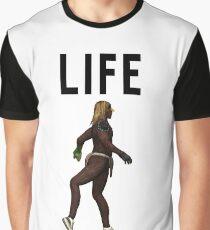 Xavier Renegade Angel - Walk of life Graphic T-Shirt