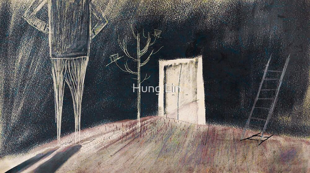 A dream by Hung Lin