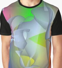 brainwave, colorful fantasy picture Graphic T-Shirt