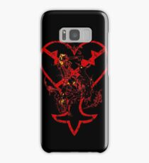 Kingdom Hearts v2 Samsung Galaxy Case/Skin
