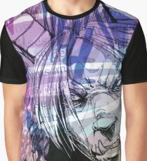 Angry Demon Graphic T-Shirt