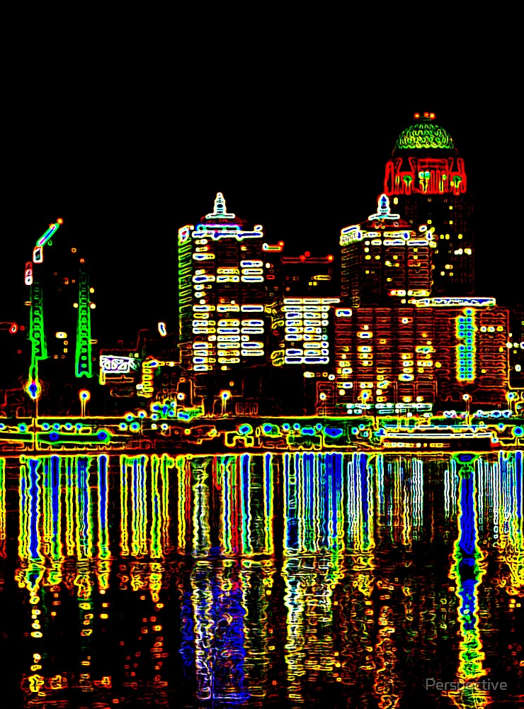 Lit Up Louisville by Perspective